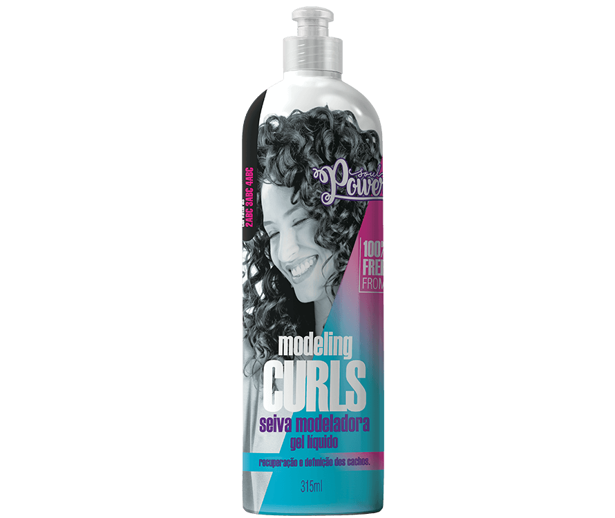 MODELING CURLS 315ML