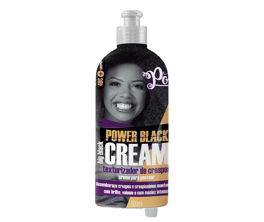Power Black Big Black Cream