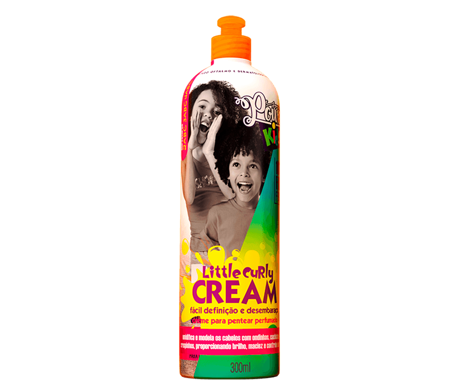 Creme Para Pentear Kids Little Curly Cream