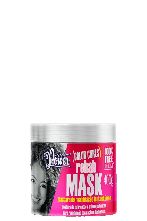 Color Curls Rehab Mask 400g